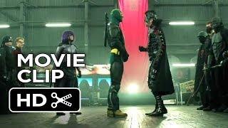 Kick Ass 2 Movie CLIP - Eisenhower Gets it Started (2013) - Chloë Moretz Movie HD