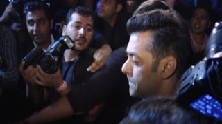 Angry Salman Khan's UGLY FIGHT With Photographers !