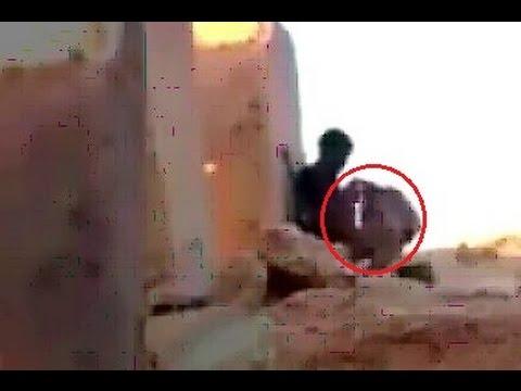 CERDAS!!! begini cara pria ini menghadapi Sniper!