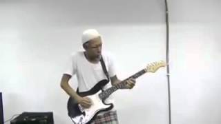 Janam janam - diwale (electric guitar)