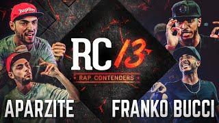 Rap Contenders 13 : Aparzite vs Franko Bucci