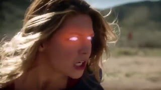 Supergirl 1x20  - Non & Indigo VS Supergirl & Martian Manhunter
