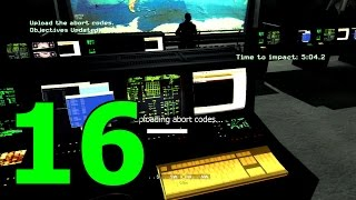 Call of Duty: 4 Modern Warfare - Part 16 - Updating abort Codes (PS3 / Let's Play)