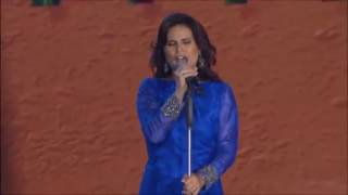 Lugar Seguro Salmos 121 - DVD Extraordinária Graça  (Aline Barros - Ao Vivo)