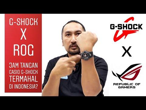 Xxx Mp4 Jam Tangan G Shock Termahal Di Indonesia G Shock X ROG 3gp Sex