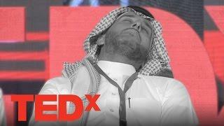 TEDx Riyadh 2015, انستقرام @Hashiming فن التهكير الذهني