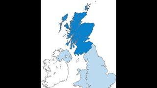 المملكة البريطانية العظمى ( انجلترا) اسباب التسمية وجغرافيا بريطانيا