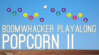 Popcorn II - Boomwhacker Playalong