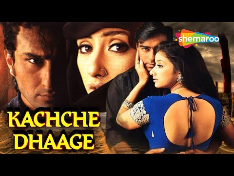 Xxx Mp4 Kachche Dhaage HD Hindi Full Movie Ajay Devgn Saif Ali Khan Manisha Koirala With Eng Subtitles 3gp Sex