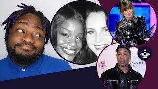 AMAs, Azealia Banks vs Lana Del Ray, Bette Midler & Taylor Swift, Todrick Hall's Break Up