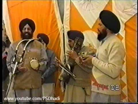 Dhadi tune Jaga: Final message of Maharaja Ranjit Singh. Sikh Raaj Part 02. Feb 1992.