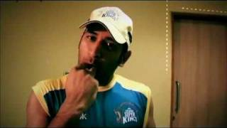 Whistle Podu For CSK - Official Theme song of CSK 2010