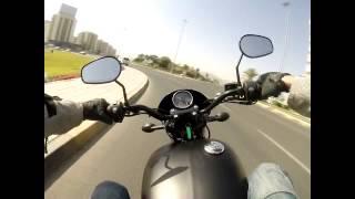 Harley Davidson Street 750 Test Ride