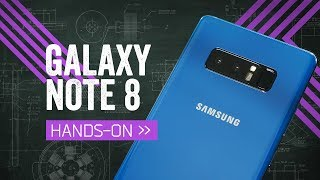 Galaxy Note 8 Hands-On: The Big Do-Over