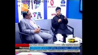 Dr. Manjur Chowdhury's Talk Show - Oct 24, 2014