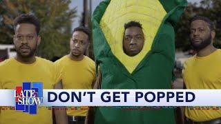 Corn Pop Was A Bad Dude, But Joe Biden Wasn't Scared