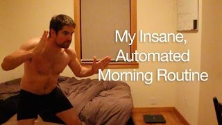 My Insanely Automated Home & Morning Routine