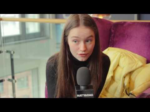 NATT&DAG spør Sigrid interview eng. subs
