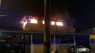 Kebakaran sekolah tahfiz  Darul Quran Ittifaqiyah 14 Sept 2017