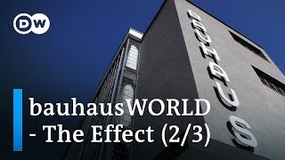 Architecture, Art And Design - 100 Years Of The Bauhaus (2/3) | DW Documentary