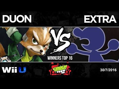 July Ranbat | Extra (Mr. Game & Watch) vs Duon (Fox) - Winners Top 16