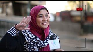 """دوت مصر  سألنا البنات لو في تجنيد ؟ .. """"جندي مجند مادونا"""""""