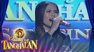 Tawag Ng Tanghalan: Lalainne Arana | Halik (Day 1 Semifinals)