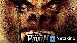 Shakma - Der Killer Pavian (Horrorfilm in voller Länge, ganze Filme, Deutsch)