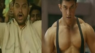 Amir Khan Weight Loss in Dongle Movie I Amir Khan In Dongle