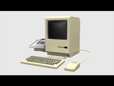 Apple's Macintosh marks 30th anniversary