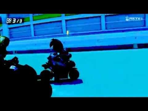 Wii U - Mario Kart 8 - (N64) Toad's Turnpike