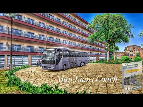 Omsi 2 Man Lions Coach Palma Hotel Shuttle