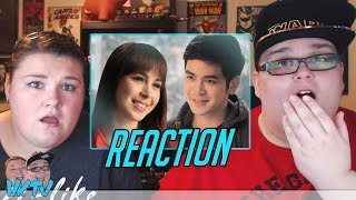 OFFICIAL TRAILER | 'Love You To The Stars And Back' JoshLia REACTION!! 🔥