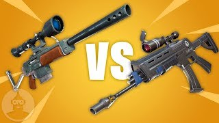 Fortnite - The Best Weapon You