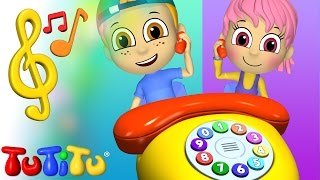 TuTiTu Toys and Songs for Children | Phone Song