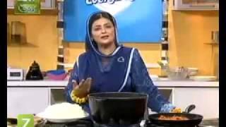 Baked Egg Halwa And Gajar Ka Zarda by Chef Samina   Zaiqa