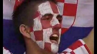 Croatia vs. Brazil National anthem of croatia.