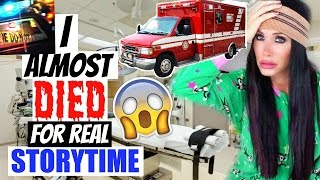 I ALMOST DIED FOR REAL | STORYTIME | CHANNON ROSE