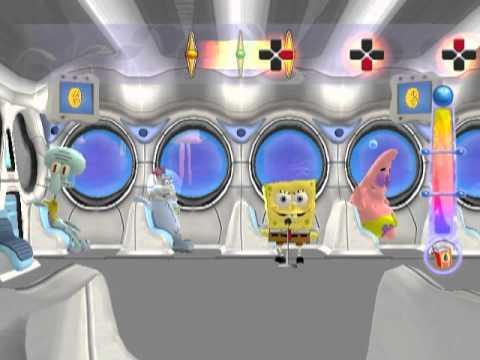 SpongeBob s Atlantis SquarePantis PS2 Part 4