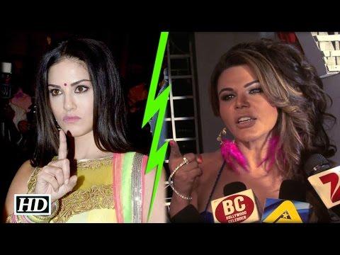 Verbal Spat: Rakhi Sawant vs Sunny Leone | Worst Cat Fight Ever