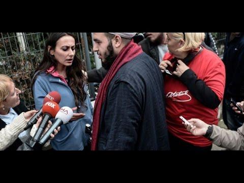 Ehlisünnet TV Muhabirleri Validebağ da az kalsın linç ediliyordu! Yorum yaz açık