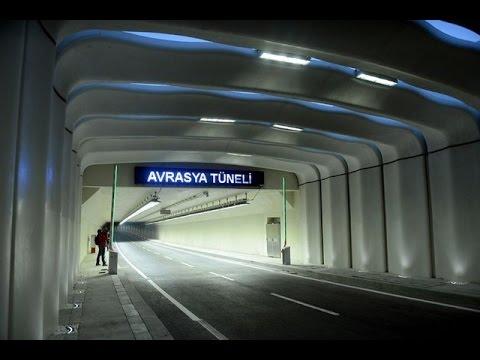 Avrasya Tüneli'nden Motosiklet ile Geçmeye Çalıştım.