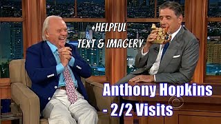 """Anthony Hopkins - """"This Is The Stupidest Show I"""