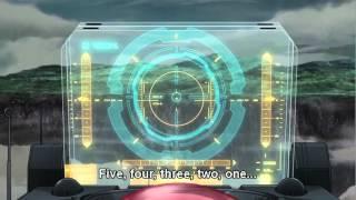 STAR BLAZERS 2199 TRAILERS english