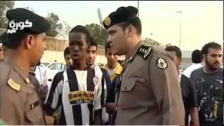 الشرطة تقبض على أحد باعة السوق السوداء في الديربي  HD