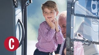 Prince George's Cutest Moments | Cosmopolitan
