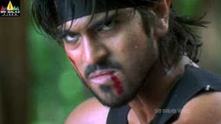 Chirutha Movie Action Scenes Back to Back | Ram Charan, Prakash Raj, Ashish Vidyarthi