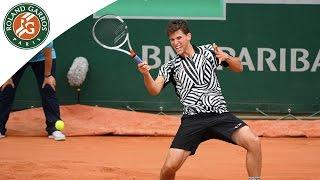 Dominic Thiem's Trainer Interview: Alexander Stober - Roland Garros