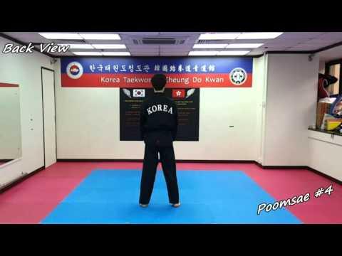 Xxx Mp4 Taekwondo Poomsae 4 Sa Jang Slow Motion Amp Mirror 3gp Sex