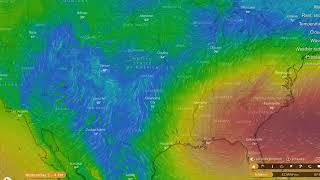 NOW  SEVERE  Major Storms for Hours USA